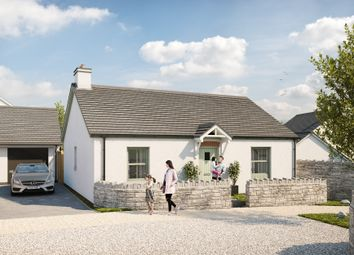 Thumbnail 3 bed detached bungalow for sale in The Hedgerows, Pennard, Swansea