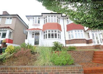 Thumbnail 4 bed semi-detached house to rent in Westwood Park, Forest Hill, London