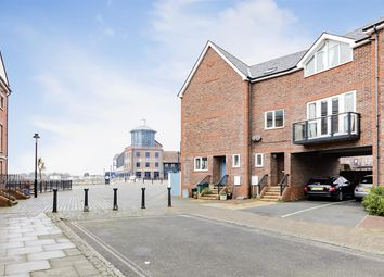 Thumbnail 4 bed town house to rent in Britania Walk, Pier Road, Littlehampton