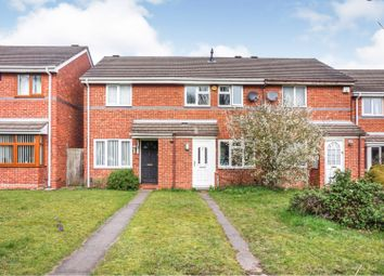 Thumbnail 2 bed terraced house for sale in Villiers Street, Willenhall