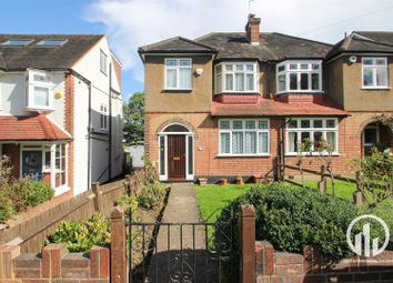 Thumbnail 3 bedroom semi-detached house for sale in Fairlie Gardens, London