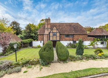 Thumbnail 4 bed detached house to rent in Clive Road, Esher