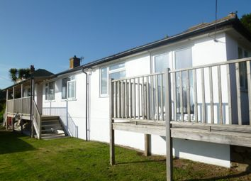 Thumbnail 5 bed detached bungalow for sale in The Parade, Mousehole, Penzance