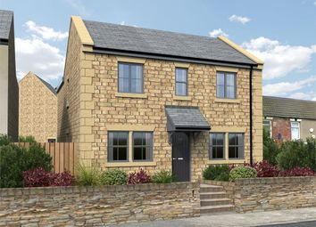 Thumbnail 4 bed detached house for sale in Lakeside View Plot 1, Church Street, Greasbrough, Rotherham, South Yorkshire