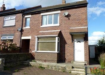 Thumbnail 3 bed end terrace house for sale in Park Crest, Knaresborough