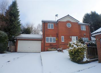 Thumbnail 4 bed detached house for sale in Maple Grove, Ramsbottom, Bury