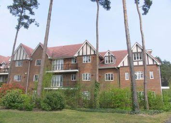 Thumbnail 2 bed flat to rent in Ramsdell Road, Elvetham Heath, Fleet