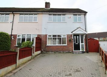 Thumbnail 3 bed end terrace house for sale in Victoria Close, Worsley, Manchester