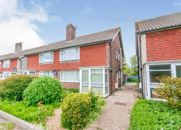 Thumbnail 1 bed flat for sale in Midhurst Road, Eastbourne