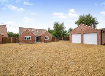 Thumbnail 5 bed bungalow for sale in Shropham, Attleborough, Norfolk