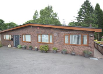 Thumbnail 3 bed detached bungalow for sale in Woodland Hills, Madeley, Crewe