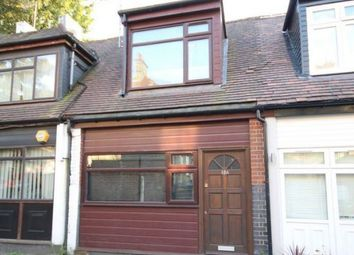 Thumbnail 1 bed mews house to rent in Accommodation Road, London