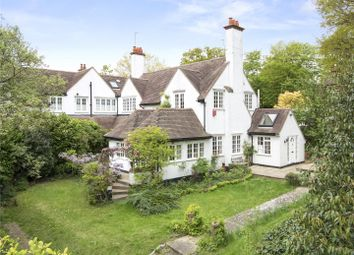 Thumbnail 3 bed property for sale in Oxshott Road, Leatherhead, Surrey