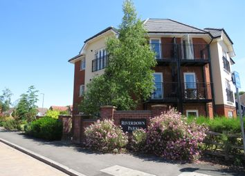 Thumbnail 1 bed flat for sale in Holmes Road, Bishopdown, Salisbury