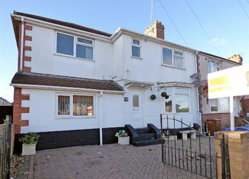 Thumbnail 4 bed semi-detached house for sale in Wrights Avenue, Cannock, Staffordshire