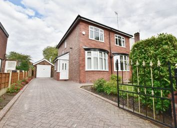 Thumbnail 3 bed detached house for sale in Victoria Road, Salford