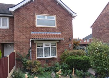 Thumbnail 2 bed town house for sale in Reader Crescent, Swinton, Mexborough