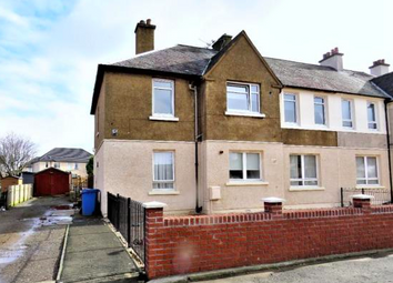 Thumbnail 3 bed flat for sale in Tweed Street, Grangemouth, Stirlingshire