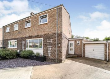 Thumbnail 3 bed semi-detached house for sale in Ely, Cambridgeshire