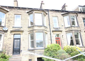 Thumbnail 4 bed terraced house to rent in Rock Terrace, Lightcliffe, Halifax