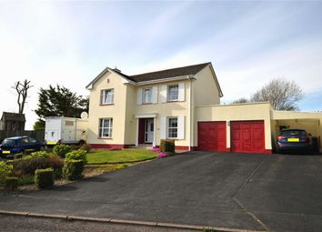 Thumbnail 4 bedroom detached house for sale in Higher Cross Road, Bickington, Barnstaple