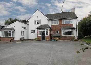 Thumbnail 4 bed detached house for sale in Tavistock Road, Derriford