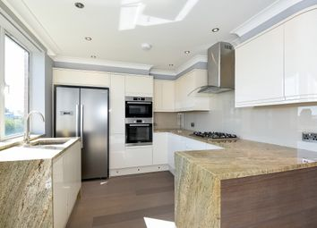 Thumbnail 3 bed flat to rent in Northbank, London