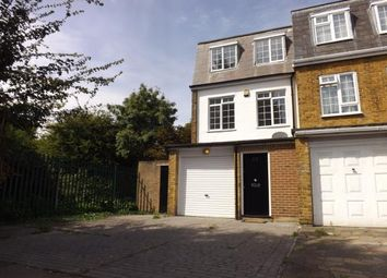 Thumbnail 3 bed end terrace house for sale in Hoser Avenue, London, .