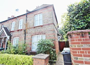 Thumbnail 2 bed semi-detached house for sale in Farrant Avenue, London