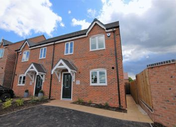 Thumbnail 3 bed semi-detached house for sale in The Broomfield, Devereux Grange, Great Haywood