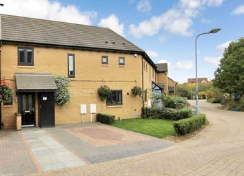 Thumbnail 3 bed terraced house for sale in Broughton, Milton Keynes, Buckinghamshire