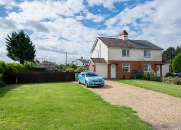 Thumbnail 3 bed semi-detached house for sale in Council House, Main Road, Benington, Boston