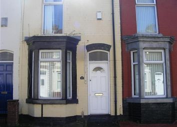 Thumbnail 2 bedroom terraced house to rent in Cromwell Road, Walton, Liverpool