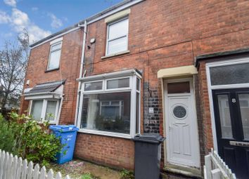 Thumbnail 2 bed terraced house for sale in Rowland Avenue, Field Street, Hull
