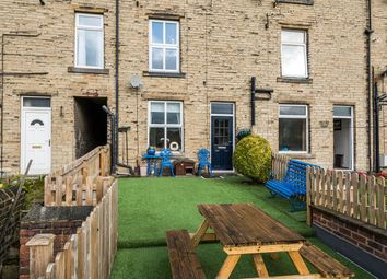 Thumbnail 1 bed terraced house for sale in Lane Ends Terrace, Hipperholme, Halifax