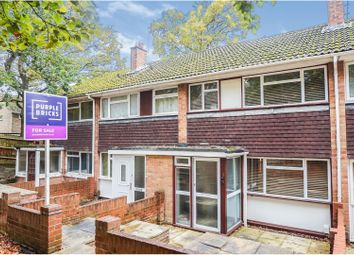 3 bed terraced house for sale in Beaulieu Close, Lordswood, Southampton SO16