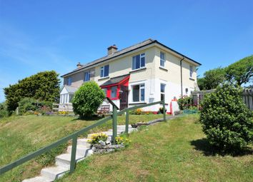 Thumbnail 3 bed semi-detached house for sale in St. Annes Hill, Bude