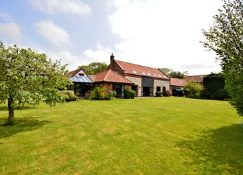 Thumbnail 5 bedroom link-detached house for sale in Manor Court, Holme, Hunstanton