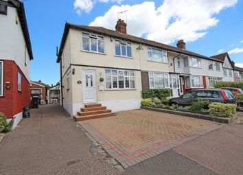 Thumbnail 3 bed end terrace house for sale in Roding Road, Loughton