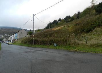 Thumbnail Land for sale in Bryntawel Terrace, Clydach Vale