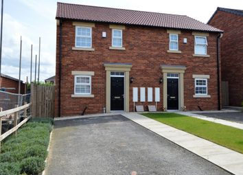 Thumbnail 3 bed semi-detached house for sale in Leafield Drive, Wrenthorpe, Wakefield