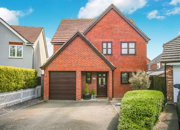 Thumbnail 4 bed detached house for sale in Primrose Drive, Kingsnorth, Ashford