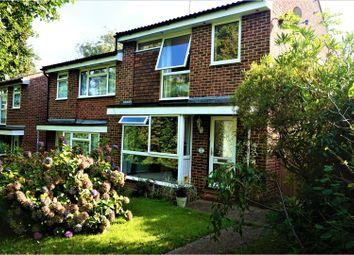 Thumbnail 3 bed semi-detached house for sale in Rowan Walk, Crawley