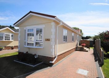 Thumbnail 2 Bedroom Mobile Park Home For Sale In Stour New Road