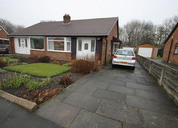 Thumbnail 2 bedroom bungalow for sale in Parkgate Drive, Bolton