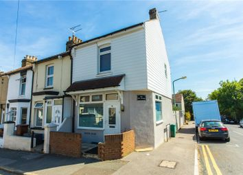 Thumbnail 3 bed end terrace house for sale in Baden Road, Gillingham, Kent