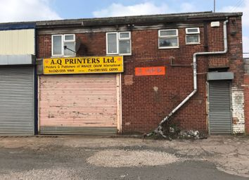 Thumbnail Industrial to let in Rabone Lane, Smethwick