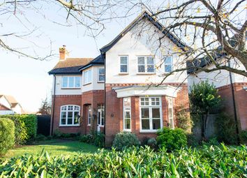 Thumbnail 4 bedroom detached house for sale in Rowanwood Avenue, Sidcup