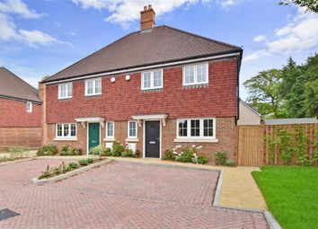 Thumbnail 2 bed semi-detached house for sale in Worthing Road, Southwater, Horsham, West Sussex