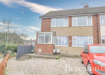 Cedar Close, Hutton, Brentwood, Essex CM13. 2 bed flat for sale